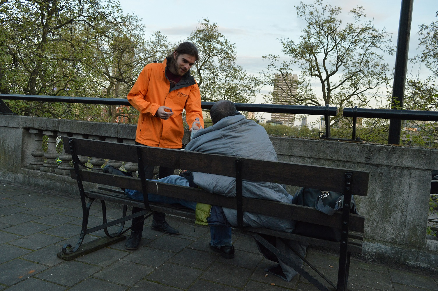 Bournemouth And Poole Rough Sleeper Team