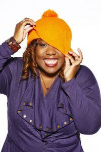 Image: Chizzy Akudolu, Woolly Hat Day