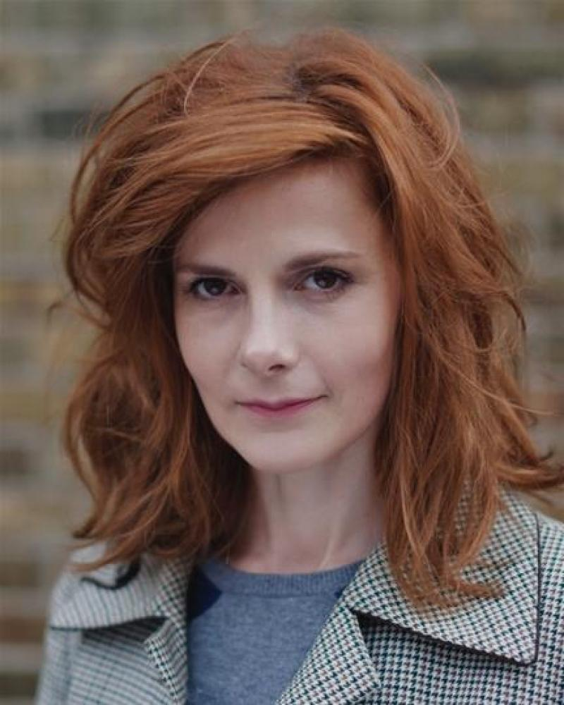 Image: Louise Brealey, Woolly Hat Day