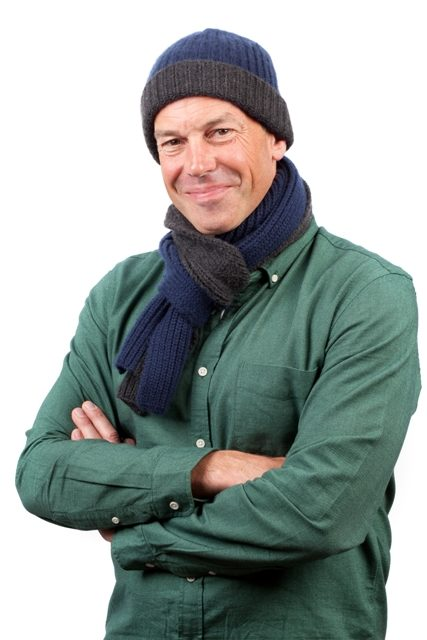 Image: Phil Spencer, Woolly Hat Day