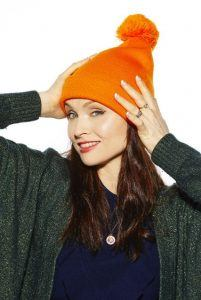 Image: Sophie Ellis-Bextor, Woolly Hat Day