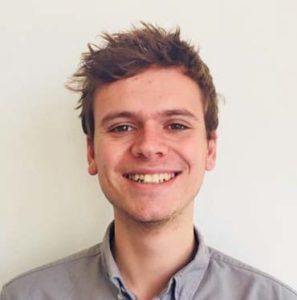 Photo of Rory Weal, Senior Policy and Public Affairs Officer
