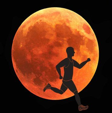 Image: Run to the Moon