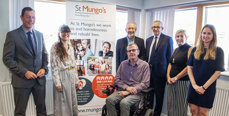 St Mungo's Recovery College Leicester