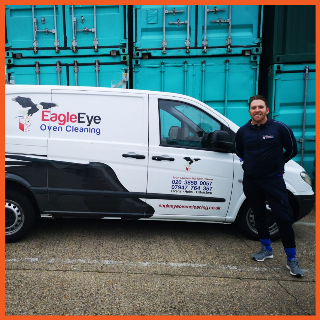 Eagle Eye kindly lent us their van to deliver supplies