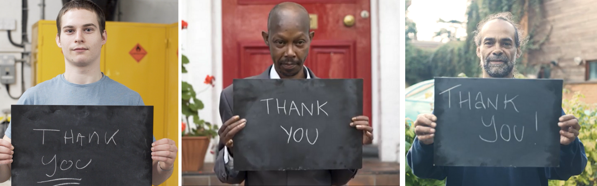 Image: Thank you corporate supporters
